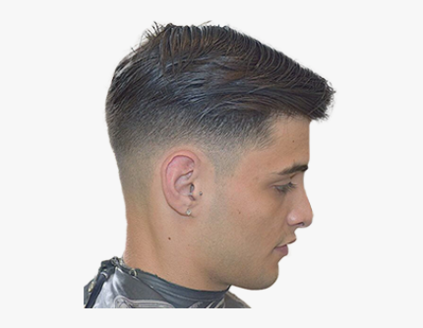 Male Hair Cutting Style Hd Png Download Transparent Png Image Pngitem