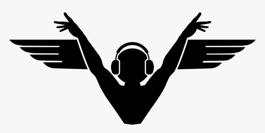 Dj Clipart Dj Logo Dj Music Logo Png Transparent Png Transparent Png Image Pngitem