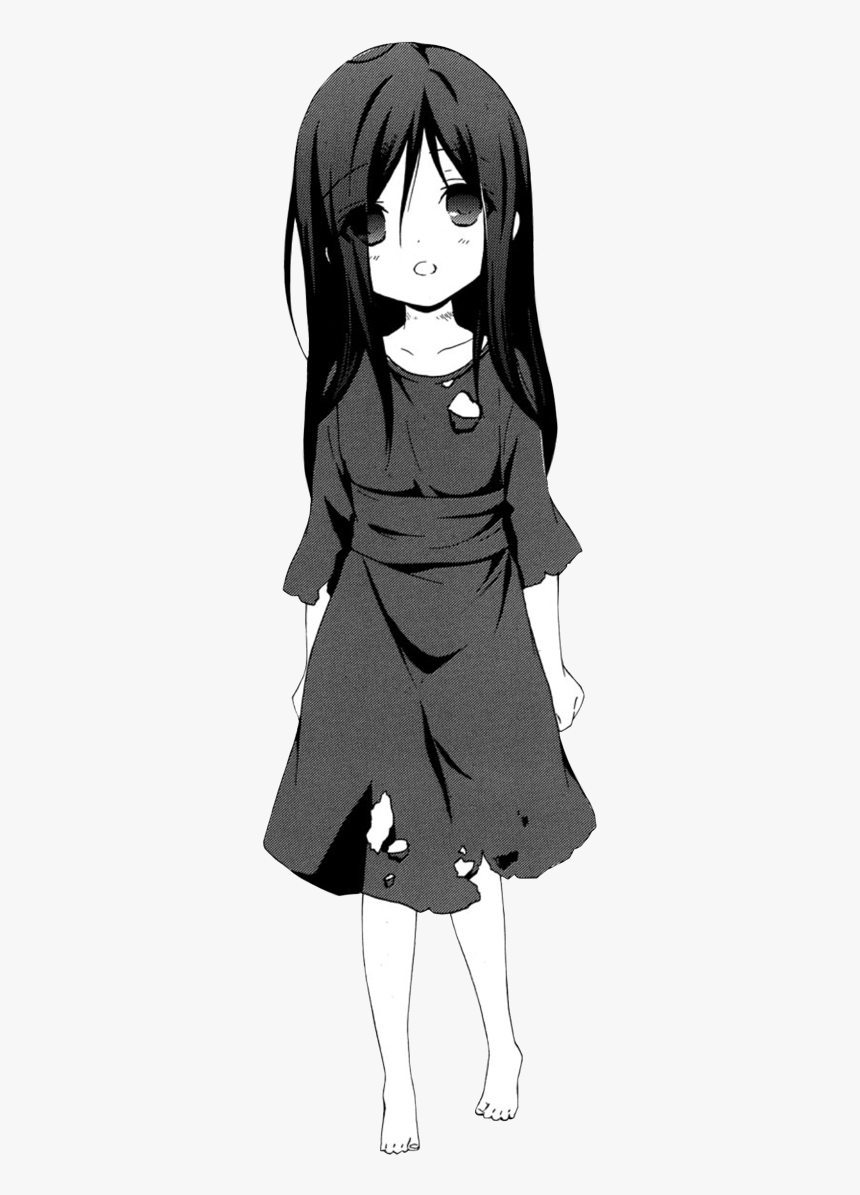 Transparent Answer Depressed Anime Corpse Party Ayumi Sachiko