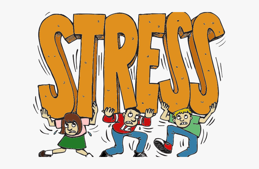Image result for STRESSED OUT CLIP ART