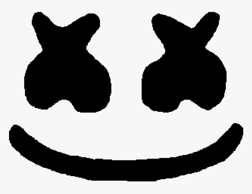 Logo Marshmello Hd Png Download Transparent Png Image Pngitem