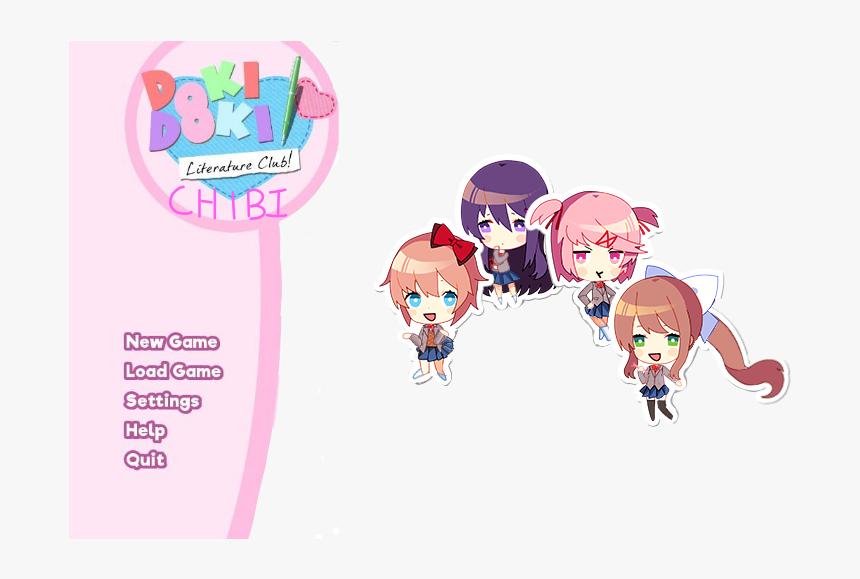 Download Doki Doki Background  Gif