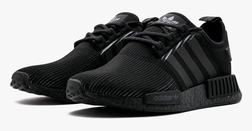 Adidas Nmd R1 Triple Black By3123 Release Date - Adidas Originals ...