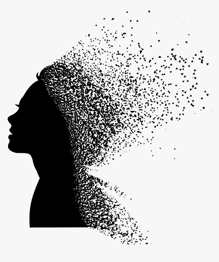 10 Tasks That Improve Your Mental Health Depression Woman In Shadow Hd Png Download Transparent Png Image Pngitem