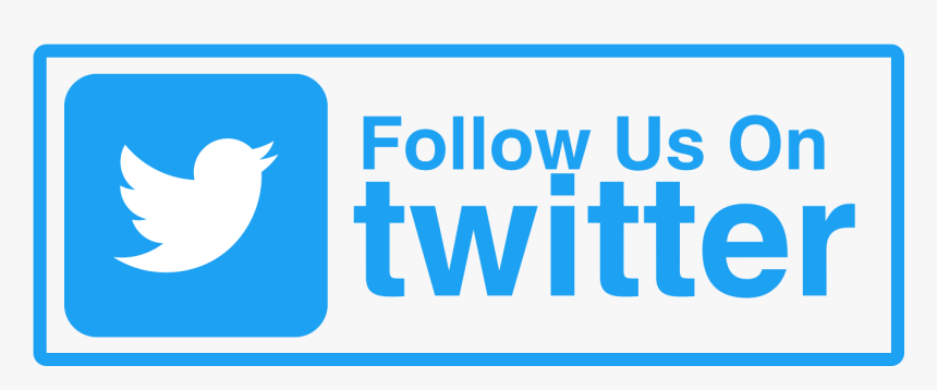 Transparent Follow Us Png - Twitter, Png Download , Transparent Png Image -  PNGitem