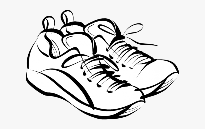 Sports Shoes Clip Art Cross Country Running Shoe Track , 4th