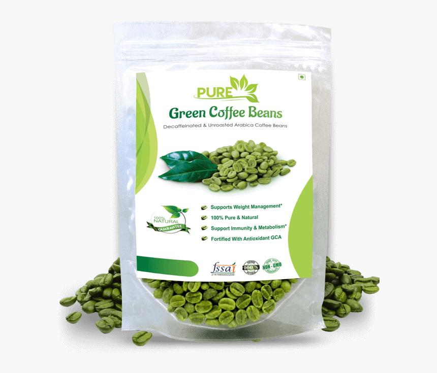 Pure Green Coffee Beans Online Hd Png Download Transparent Png