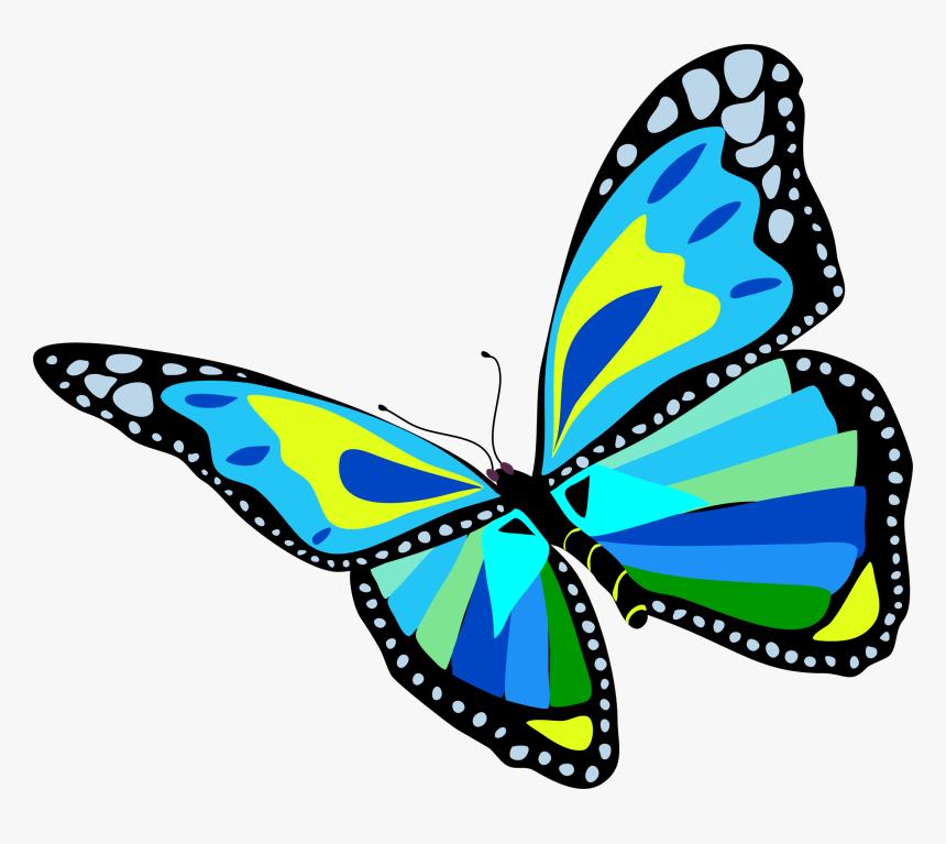 clip art   Clipart butterfly clip art clip art free clip art borders image  7 7 ...   Butterfly clip art, Blue butterfly, Butterfly
