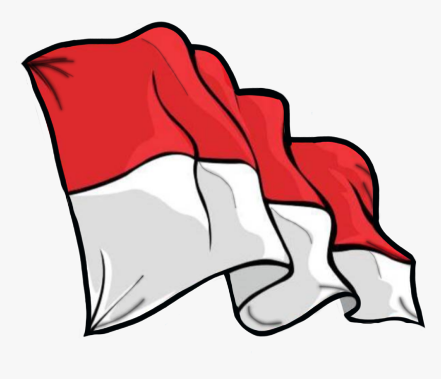 Benderaindonesia Gambar Bendera Indonesia Line Hd Png Download Transparent Png Image Pngitem
