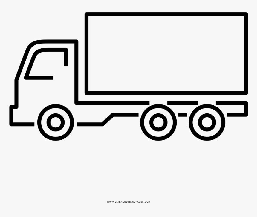 truck coloring page gambar mobil truk mewarnai hd png download transparent png image pngitem gambar mobil truk mewarnai hd png