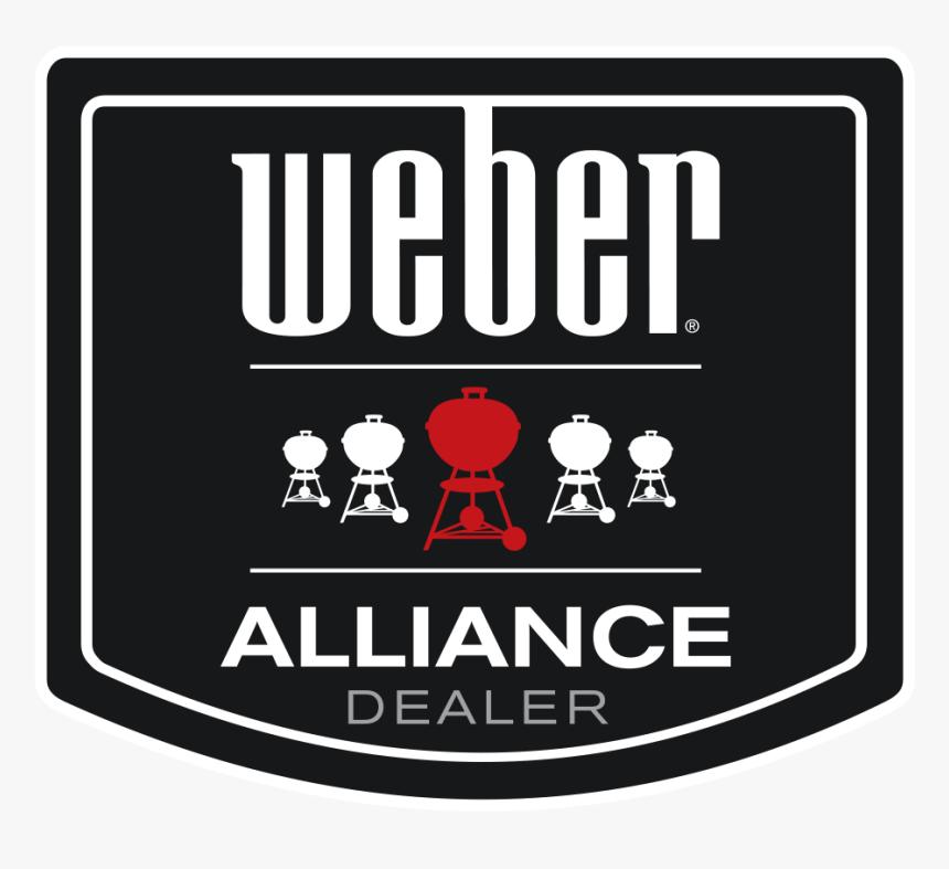 Weber Alliance Dealer Logo Weber Grill Hd Png Download Transparent Png Image Pngitem