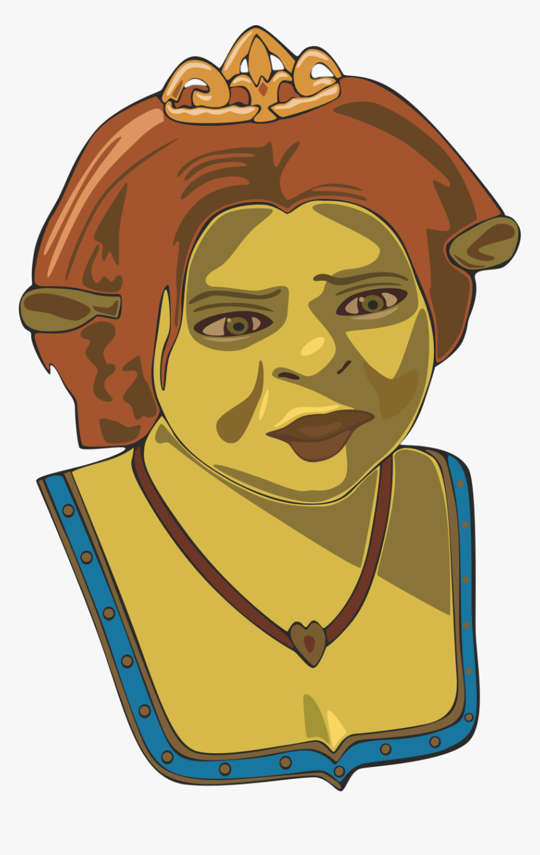 Fiona Shreck - Dessin et Coloriage