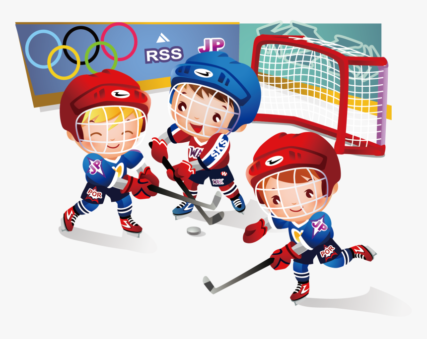 Olympic Games Clipart Child Ice Hockey Game Clipart Hd Png Download Transparent Png Image Pngitem