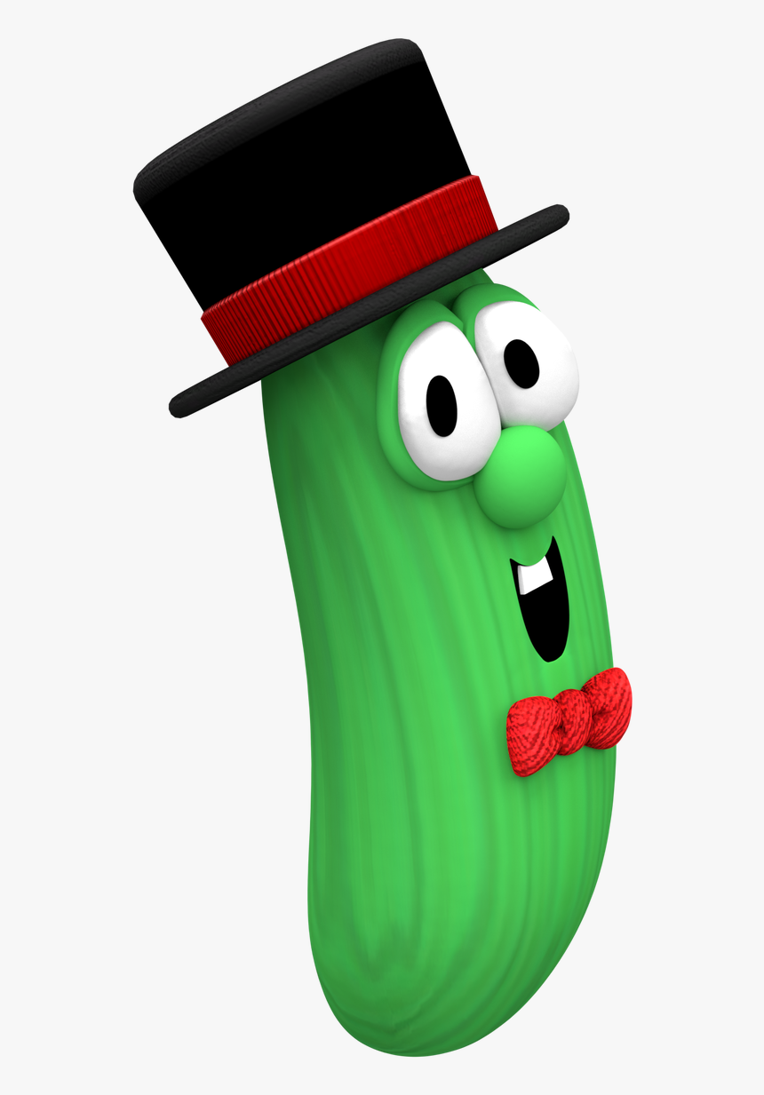 Transparent Tophat Png - Larry The Cucumber 🎩, Png Download , Transparent  Png Image - PNGitem