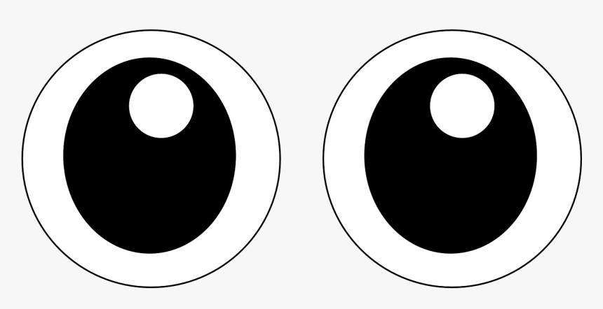 Eyes Looking View Look Watch Observe Eye Balls Googly Eyes Clipart Hd Png Download Transparent Png Image Pngitem