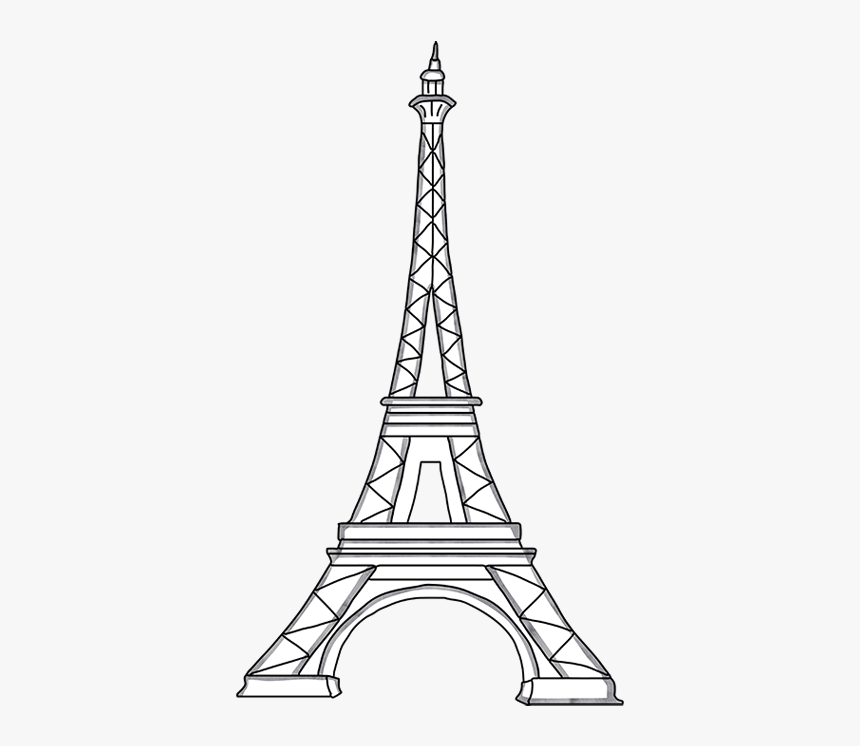 Eiffel Tower Templates - Carinewbi