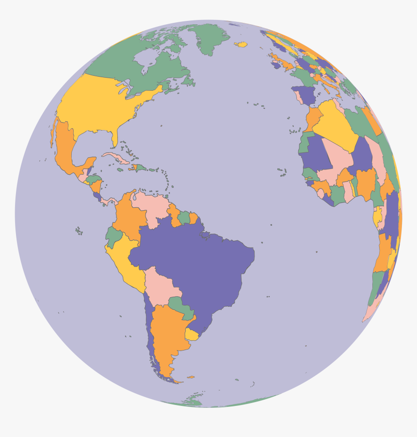 Borders, Countries, Earth, Globe, Map, Nations - Political ...
