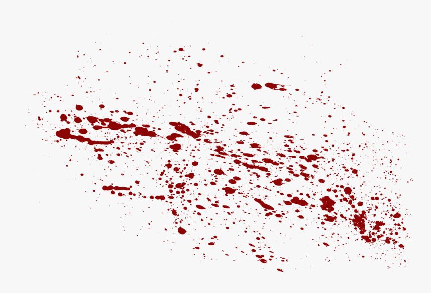 Anime Blood Splatter