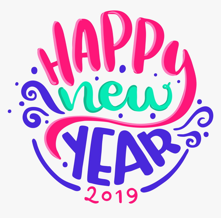 happy new year png image free download searchpng calligraphy transparent png transparent png image pngitem happy new year png image free download
