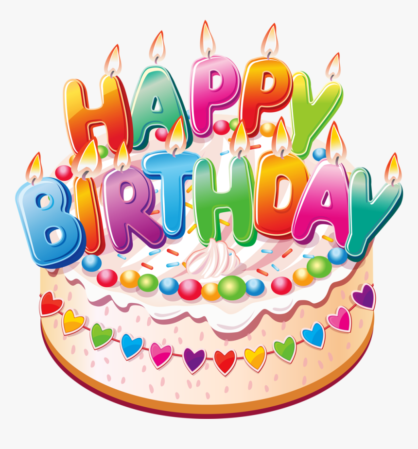Sensational Clip Art Birthday Cake And Balloons Hd Png Download Transparent Personalised Birthday Cards Veneteletsinfo