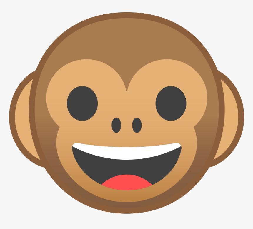 Monkey Face Icon Monkey Emoji Hd Png Download Transparent Png Image Pngitem