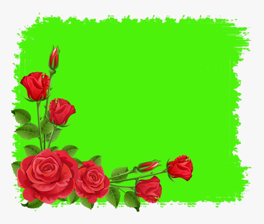 Wedding Photo Frame Png Images Transparent Background Rose