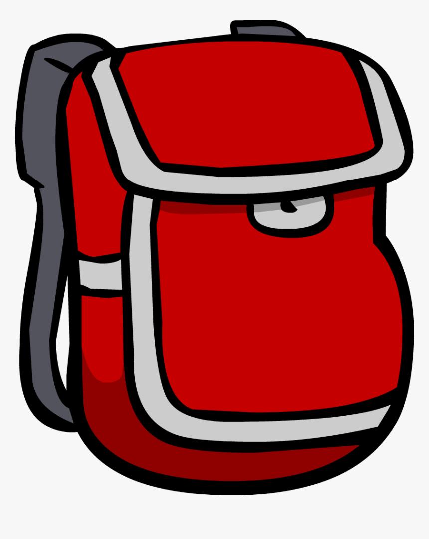 Image Result For Virtual Red Backpack Clip Art, HD Png Download ,  Transparent Png Image - PNGitem
