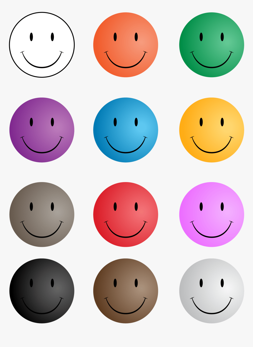 - Printable Smiley Faces For Kids Printables - Printable Smiley Face