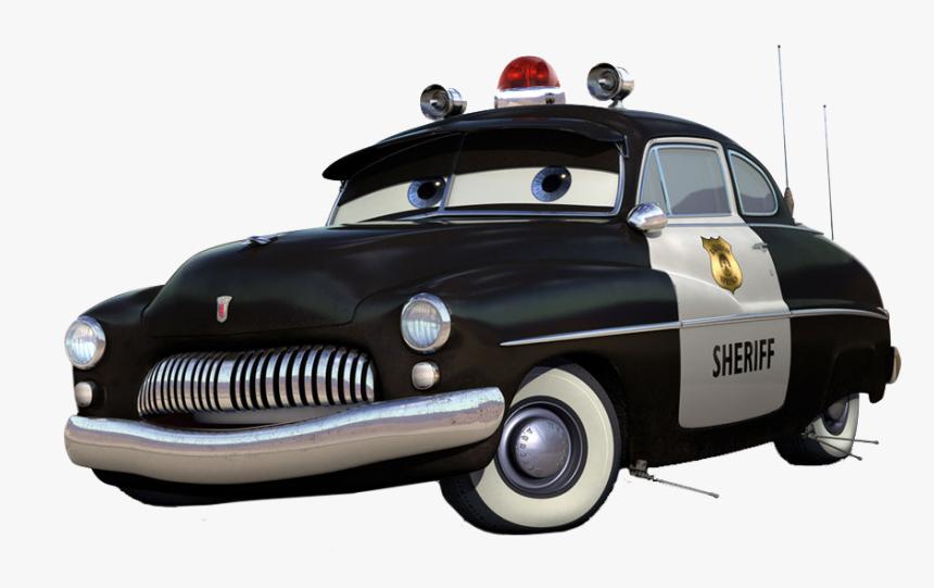 Lightning Mcqueen Characters >> Police Cars Hudson Mcqueen Lightning Mater Black Clipart