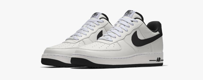 Nike Air Force - Nike Air Force Custom Heren, HD Png ...