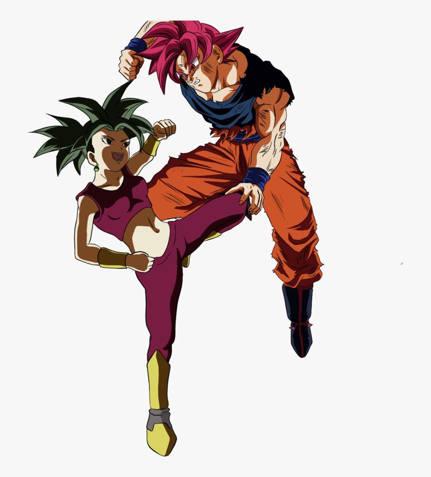 Goku Ssj God Vs Kefla Hd Png Download Transparent Png Image Pngitem