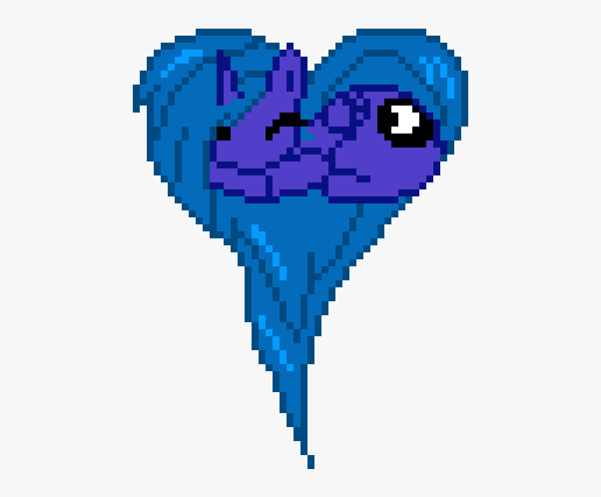 Princess Luna Pixel Art Hd Png Download Transparent Png