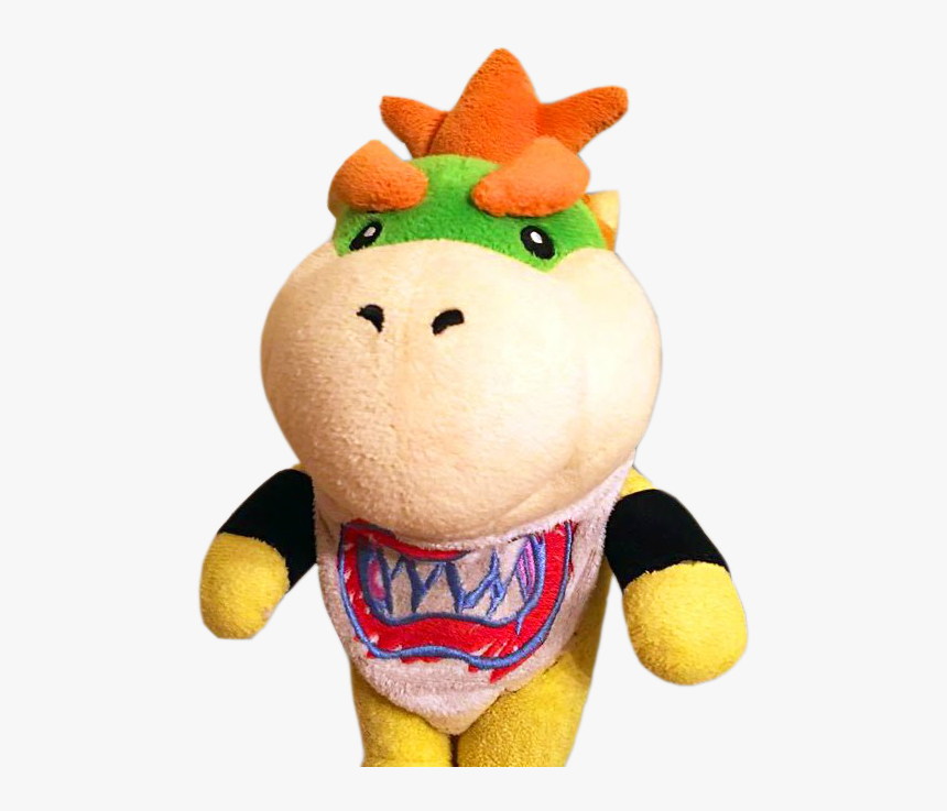 Bowser Jr Plush Png Sml Bowser Jr Png Transparent Png