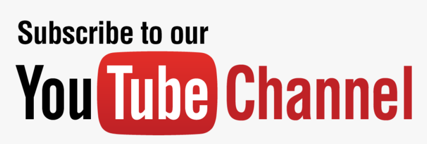 Subscribe Our Youtube Channel Png, Transparent Png , Transparent Png Image - PNGitem