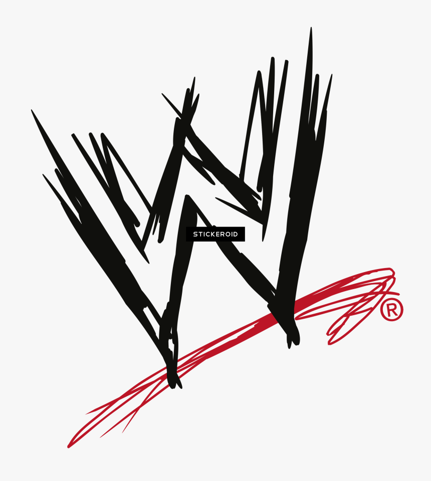 Wwe Logo Sports Wwe Logo Coloring Pages Hd Png Download