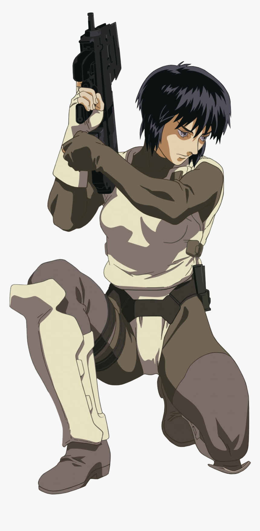 Tumblr N76q1gt2ps1sejglzo1 Ghost In The Shell Hd Png Download Transparent Png Image Pngitem