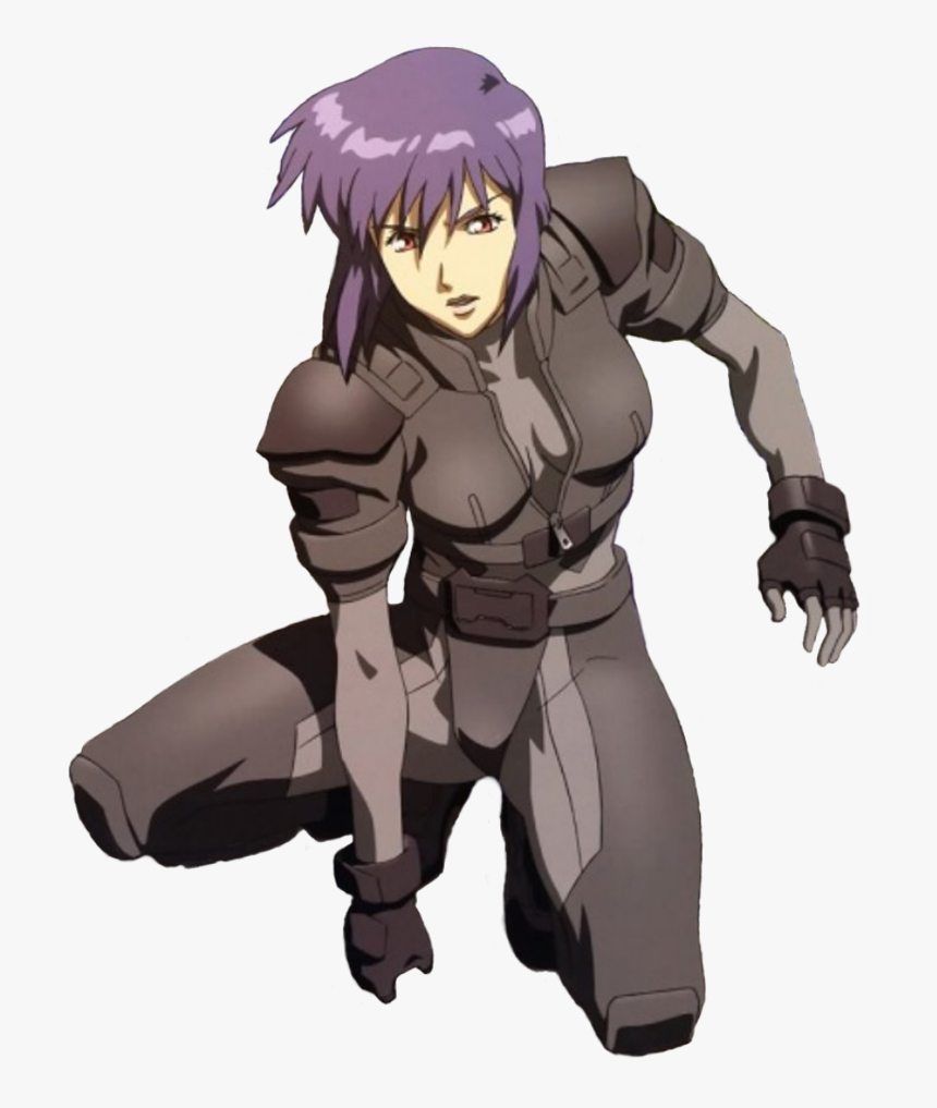 Ghost In The Shell Hd Png Download Transparent Png Image Pngitem