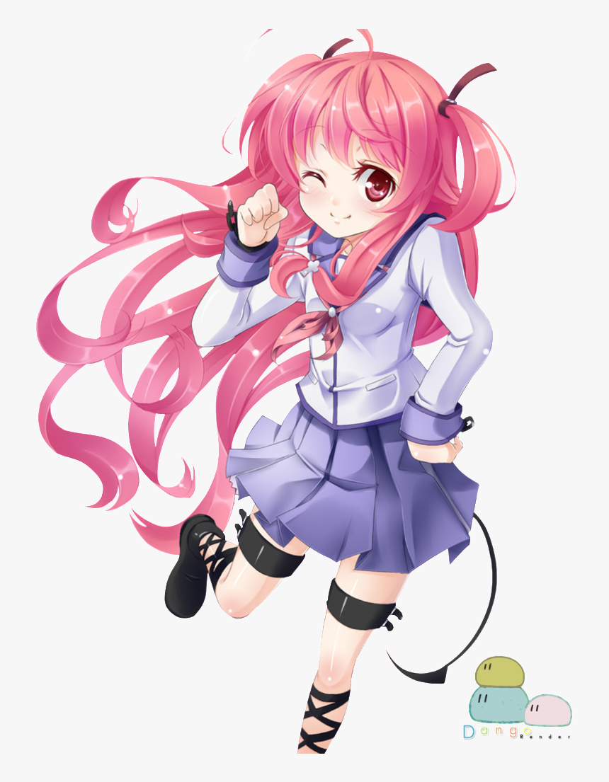 Anime Angel Beats Yui Hd Png Download Transparent Png Image Pngitem