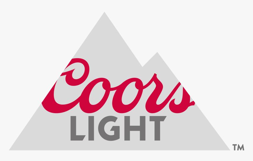 Coors Light Logo 2017 .png, Transparent Png , Transparent Png ...