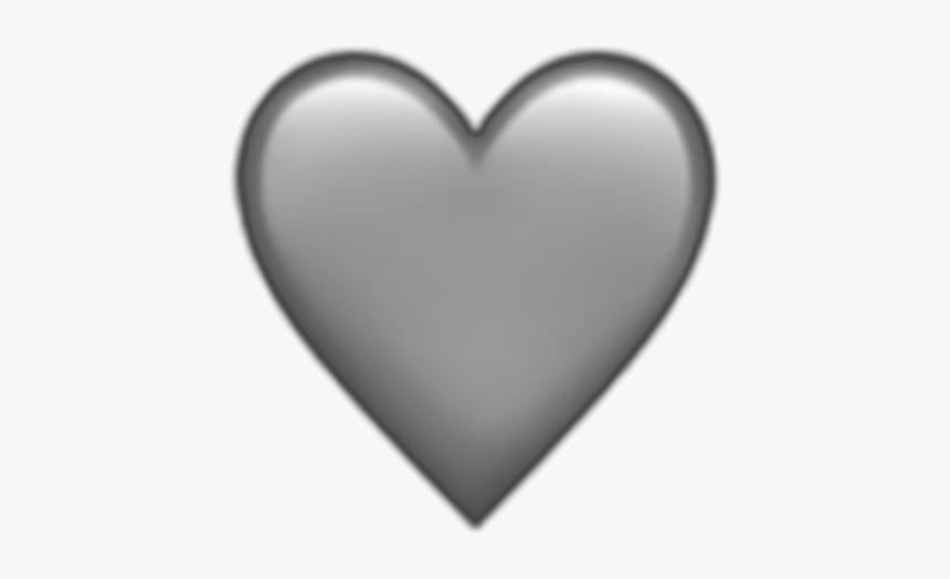 416 4164633 heart grey wallpaper use sticker hearts heart hd
