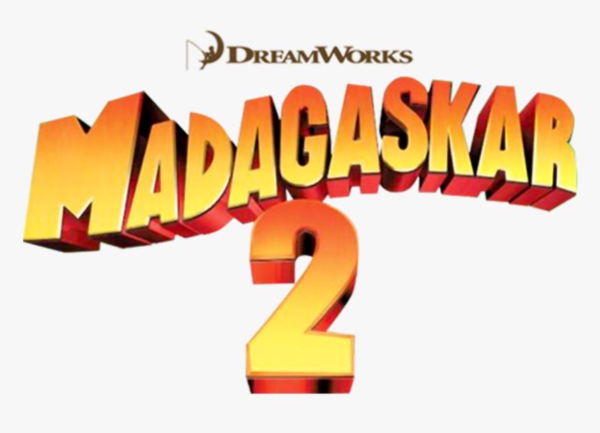 Madagascar Escape 2 Africa Logo Hd Png Download Transparent Png Image Pngitem