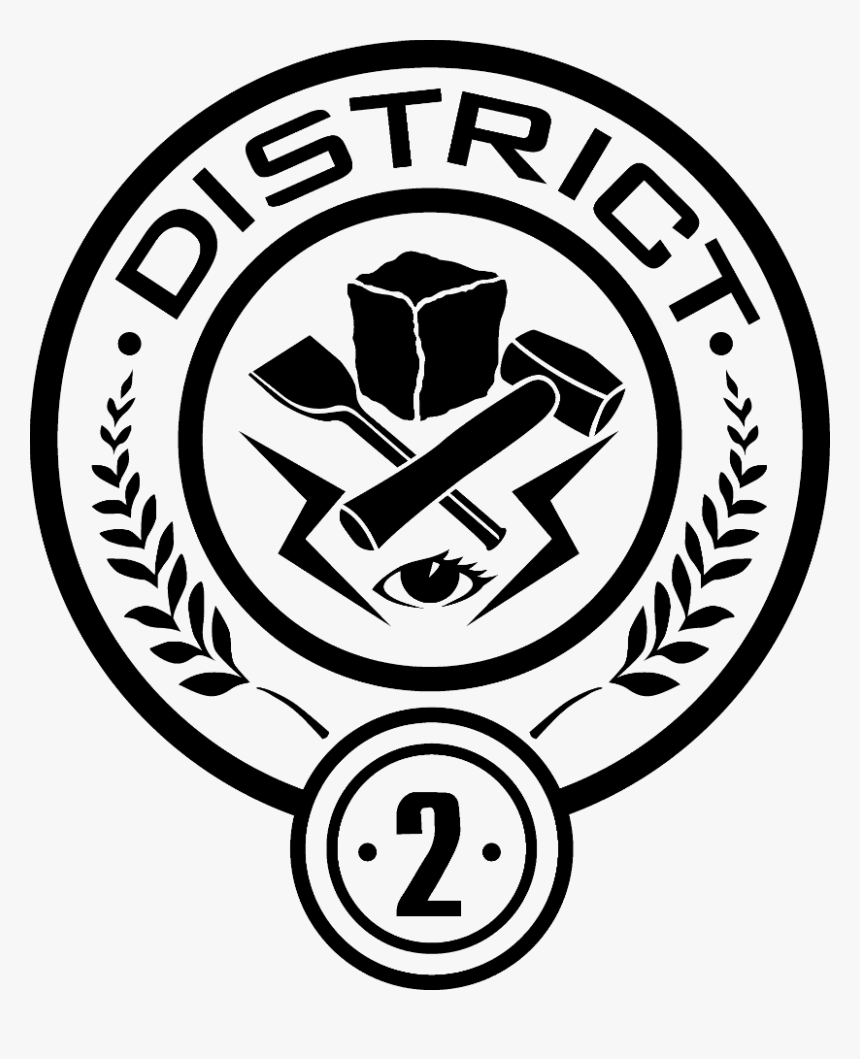 S Hunger Games Universe District 4 Hunger Games Symbol Hd Png