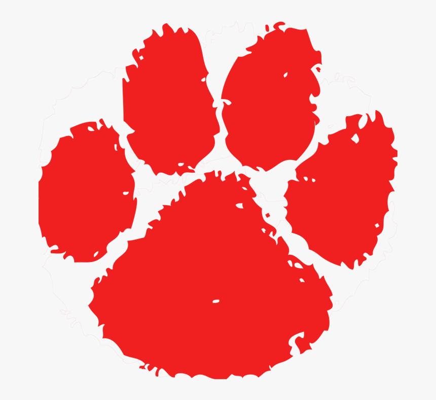 Red Tiger Paw Print Clip Art Orem High School Logo Hd Png Download Transparent Png Image Pngitem 200+ vectors, stock photos & psd files. red tiger paw print clip art orem