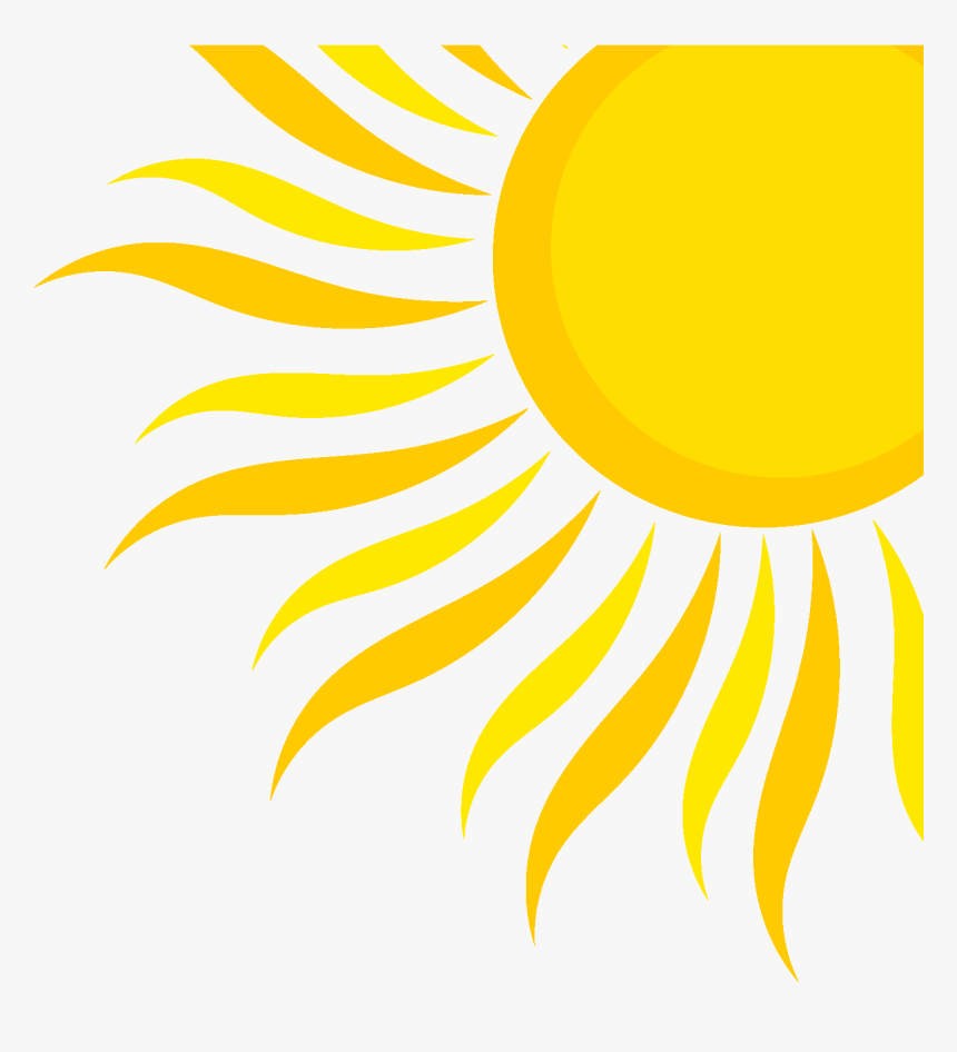 Summer Sunshine Clipart - Summer, HD Png Download , Transparent