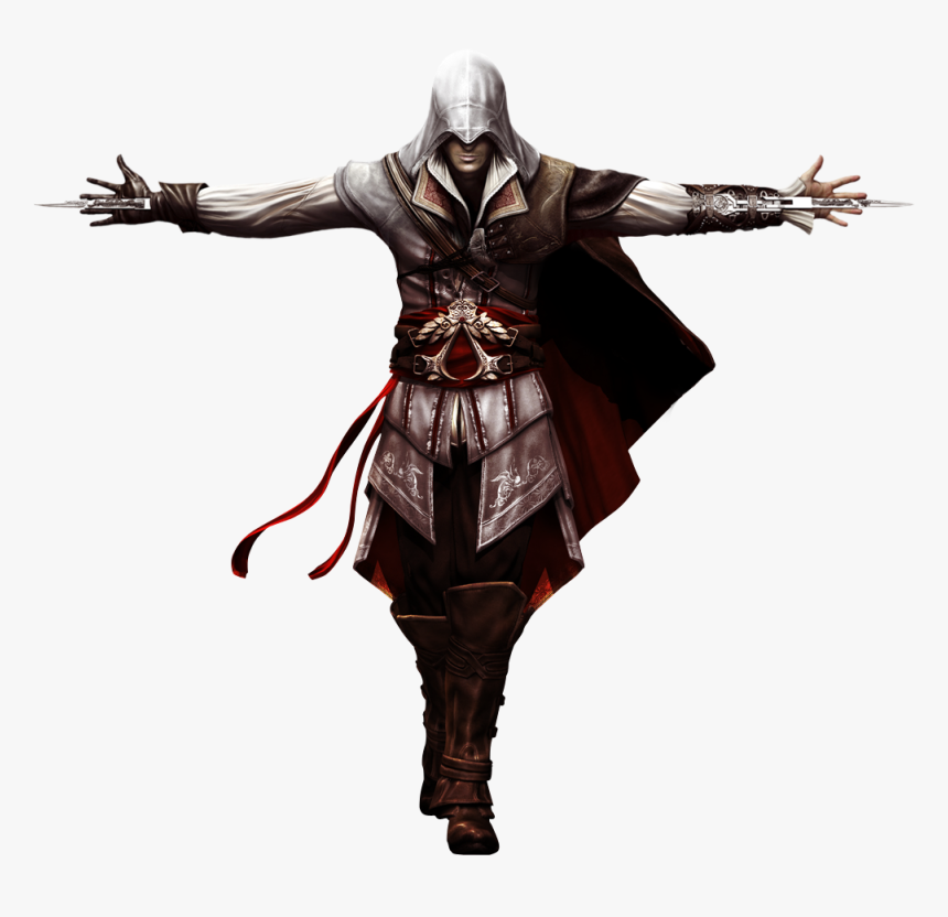 Assassin S Creed Png Assassins Creed 2 Render Transparent Png