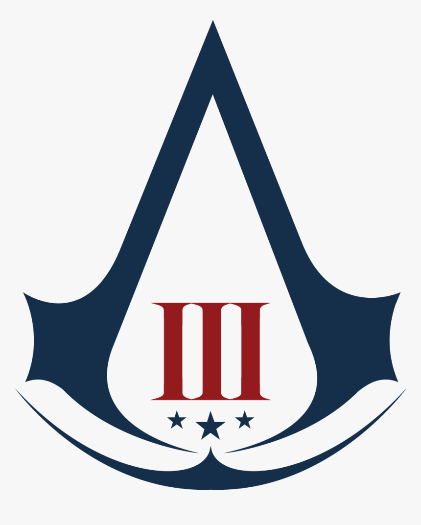 Assassins Creed 3 Icon Symbol Logo Vector Assassin S Creed Logo