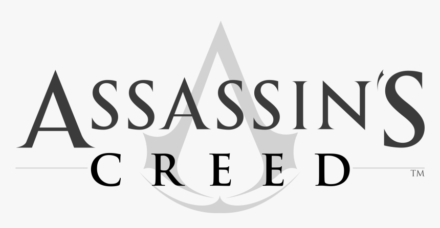 Assassins Creed Logo White Hd Png Download Transparent Png