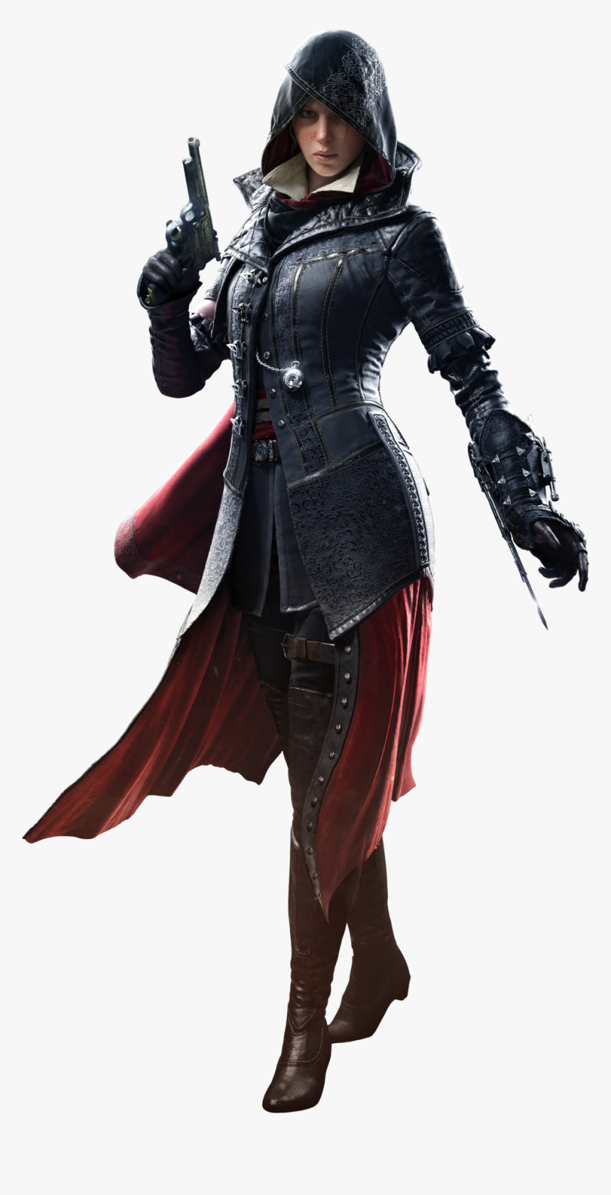 Assassin S Creed Characters Female Hd Png Download Transparent