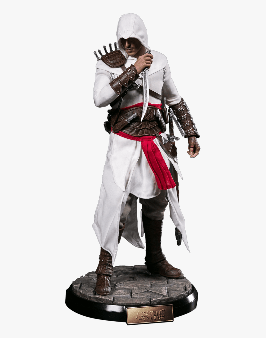 Assassins Creed Altair Figure Hd Png Download Transparent Png