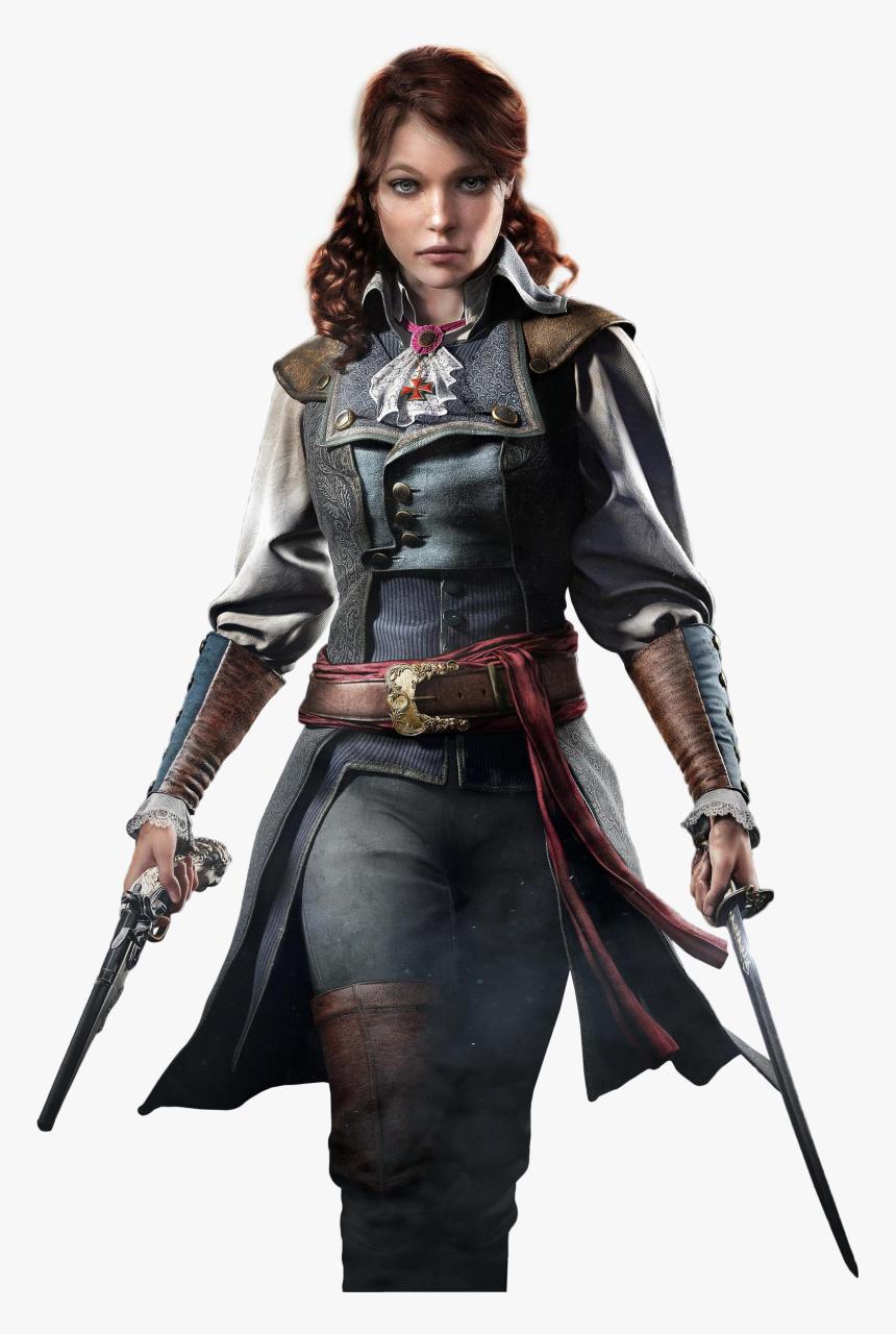 Assassins Creed Unity Elise Png Transparent Png Transparent Png